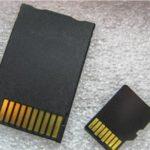 Mikrosd Kart Veri Kurtarma- Sony - Kingston Sandisk Mikrosdkart bellek kurtarma